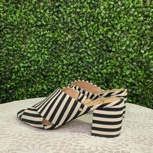 Sam Edelman Striped Sandals
